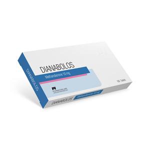 Ostaa Metandienon suun kautta (Dianabol): Dianabolos 10 Hinta