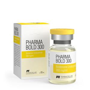 Ostaa Boldenon undekylenate (Equipose): Pharma Bold 300 Hinta