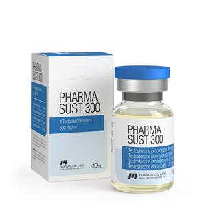 Ostaa Sustanon 250 (Testosteronblanding): Pharma Sust 300 Hinta