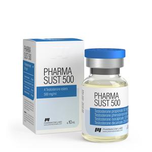 Ostaa Sustanon 250 (Testosteronblanding): Pharma Sust 500 Hinta