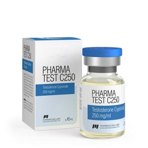 Ostaa Testosteronipionaatti: Pharma Test C250 Hinta
