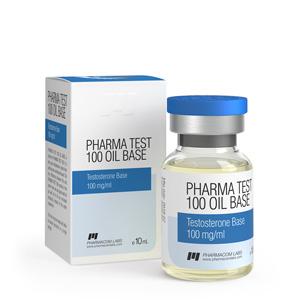 Ostaa Testosteronbase: Pharma Test Oil Base 100 Hinta