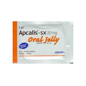 Ostaa Tadalafil: Apcalis SX Oral Jelly Hinta