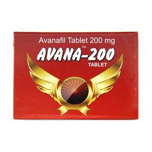 Ostaa Avanafil: Avana 200 Hinta