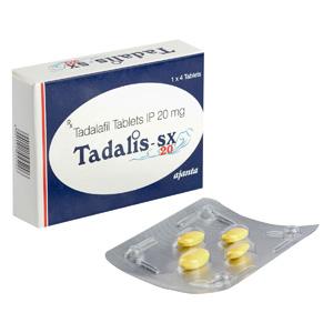 Ostaa Tadalafil: Tadalis SX 20 Hinta