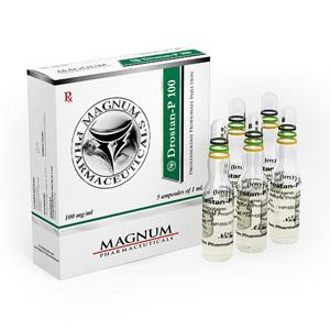 Ostaa Drostanolon-propionaatti (Masteron): Magnum Drostan-P 100 Hinta