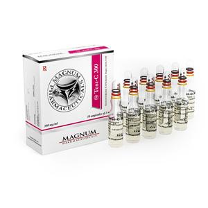 Ostaa Testosteronipionaatti: Magnum Test-C 300 Hinta