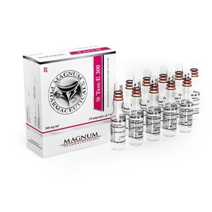 Ostaa Testosteron enanthate: Magnum Test-E 300 Hinta