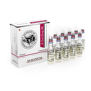 Ostaa Testosteronpropionat: Magnum Test-Prop 100 Hinta