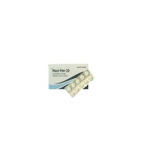 Ostaa Tamoksifeenisitraatti (Nolvadex): Maxi-Fen-20 Hinta
