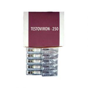 Ostaa Testosteron enanthate: Testoviron-250 Hinta