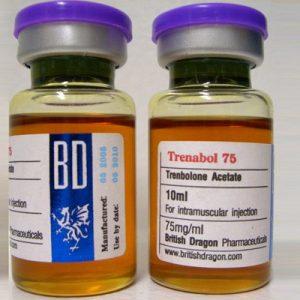 Ostaa Trenbolonacetat: Trenbolone-75 Hinta