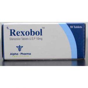 Ostaa Stanozolol suun kautta (Winstrol): Rexobol-10 Hinta