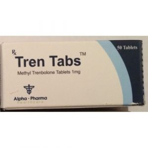 Ostaa Metyylitrienoloni (metyylitrenboloni): Tren Tabs Hinta
