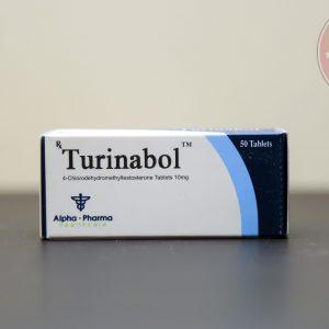 Ostaa Turinabol (4-klooridehydrometyylitosterosteroni): Turinabol 10 Hinta