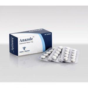 Ostaa anastrotsoli: Anazole Hinta