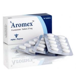 Ostaa Exemestane (Aromasin): Aromex Hinta