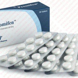 Ostaa Clomiphencitrat (Clomid): Promifen Hinta