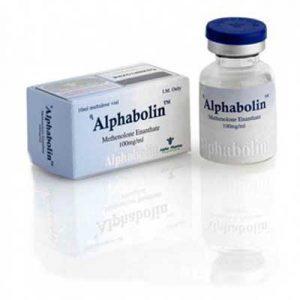 Ostaa Methenolone enthate (Primobolan depot): Alphabolin (vial) Hinta