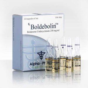 Ostaa Boldenon undekylenate (Equipose): Boldebolin Hinta