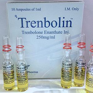 Ostaa Trenbolonin enantaatti: Trenbolin (ampoules) Hinta