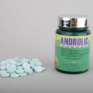 Ostaa Oksymetolon (Anadrol): Androlic Hinta