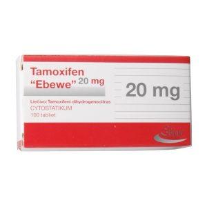 Ostaa Tamoksifeenisitraatti (Nolvadex): Tamoxifen 20 Hinta