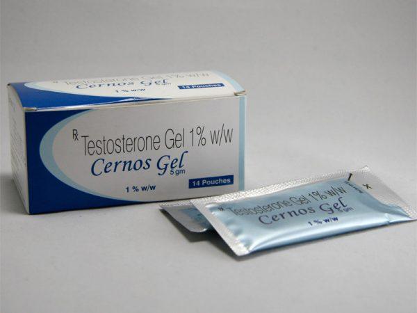 Ostaa Testosterontilskudd: Cernos Gel (Testogel) Hinta