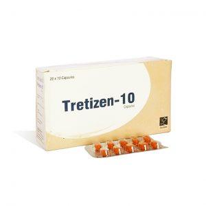 Ostaa Isotretinoiini (Accutane): Tretizen 10 Hinta