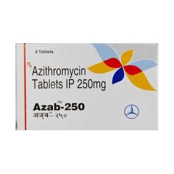 Ostaa atsitromysiini: Azab 250 Hinta