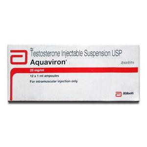 Ostaa Testosteronsuspensjon: Aquaviron Hinta