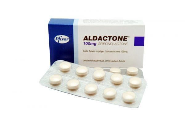 Ostaa Aldaktoni (Spironolaktoni): Aldactone Hinta