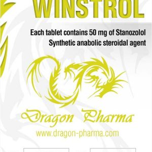 Ostaa Stanozolol suun kautta (Winstrol): Winstrol Oral (Stanozolol) 50 Hinta