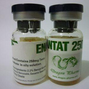 Ostaa Testosteron enanthate: Enanthat 250 Hinta