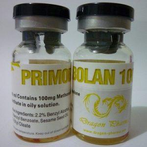 Ostaa Methenolone enthate (Primobolan depot): Primobolan 100 Hinta
