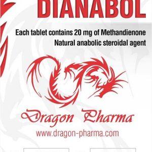 Ostaa Metandienon suun kautta (Dianabol): Dianabol 20 Hinta