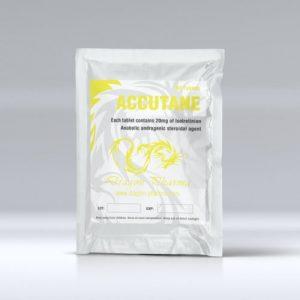 Ostaa Isotretinoiini (Accutane): ACCUTANE Hinta
