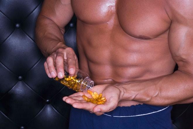 Steroidit lihasmassan lisäämiseksi: luettelo lääkkeistä